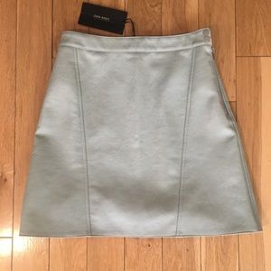 Zara mini skirt NWT